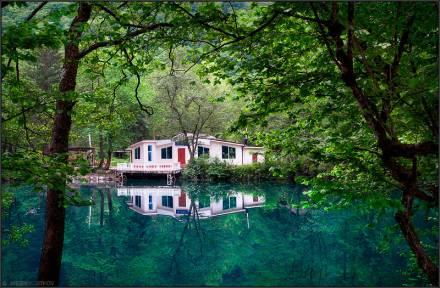 Фото Голубое озеро (нижнее)
