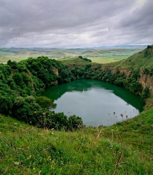 Фото Озеро Малый Шантхурей