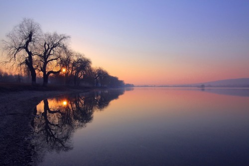 Фото Над озером Пятигорска