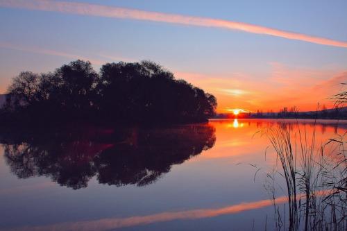 Фото Солнце взлетает