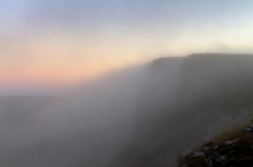Фото Рассвет на плато Бермамыт.