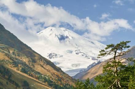 Фото Получите конверт с вершины Эльбруса