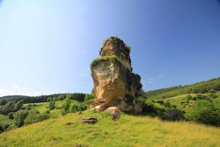 Фото Лермонтовская скала. Кисловодск