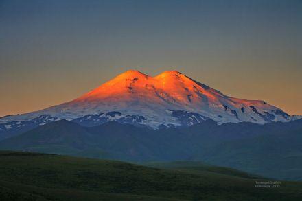 Достопримечательности Кавказа. Гора Эльбрус