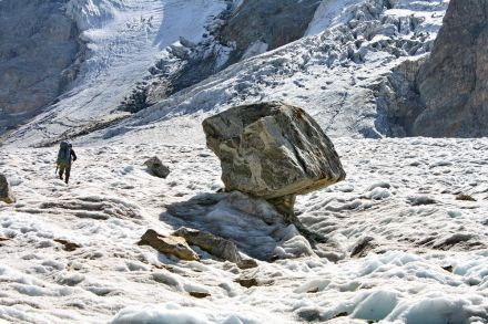 Фото На леднике