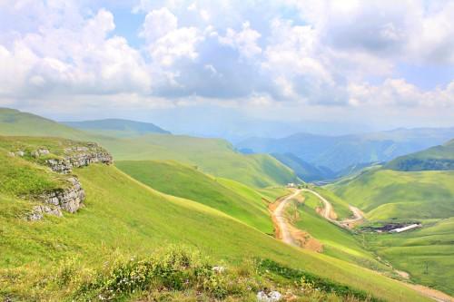 Фото Дорога от Кисловодска к Эльбрусу