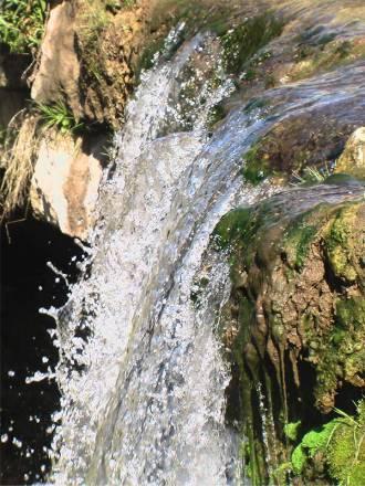 Фото Лермонтовский водопад