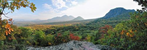 Фото Панорама Пятигорья