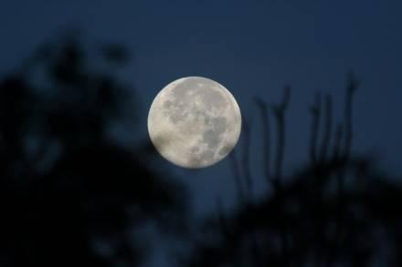 Фото Ночной пейзаж