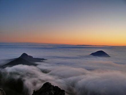 Фото Море облаков