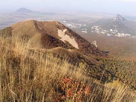 Фото гора Бештау
