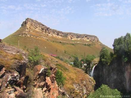 Фото Медовые водопады