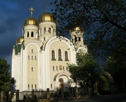 Фото Храм Николы Чудотворца в Кисловодске