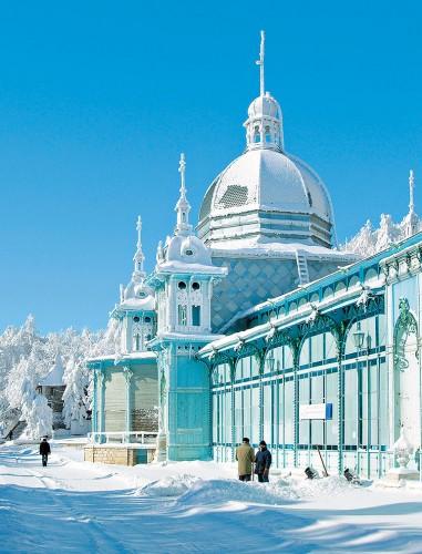 Фото Пушкинская галерея. Железноводск