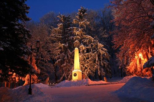 Фото Памятник Лермонтову. Пятигорск
