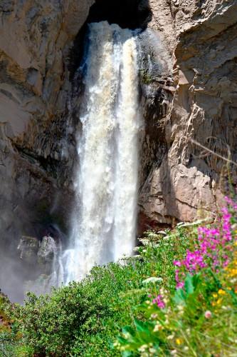 Фото Водопад Султан