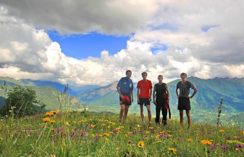Фото В горах Архыза
