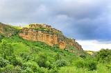 Скалы Берёзовского ущелья