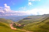 Горные пейзажи Кабардино-Балкарии