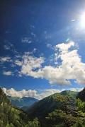 В горах Архыза