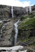 Водопад София. Архыз